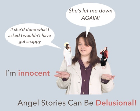 Angel Stories Delusional