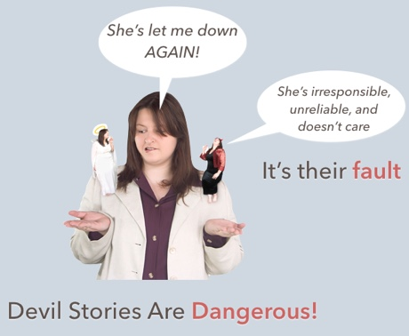 Devil Stories Dangerous
