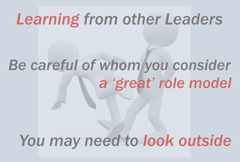 Learn From Other Leaders