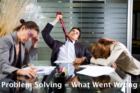 Problem Solving Wrong
