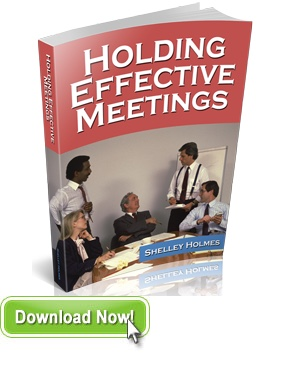 Holding Effective Meetings