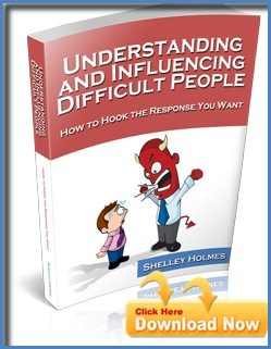 influencing difficult people book cover