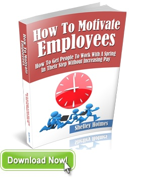 How to motivate employees cover