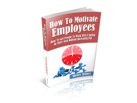 how to motivate employees ebook
