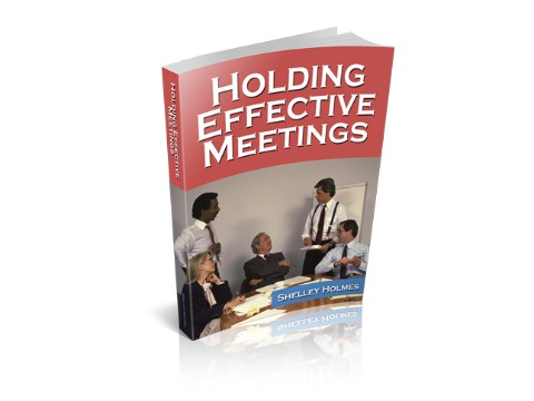 Holding Effective Meetings ebook