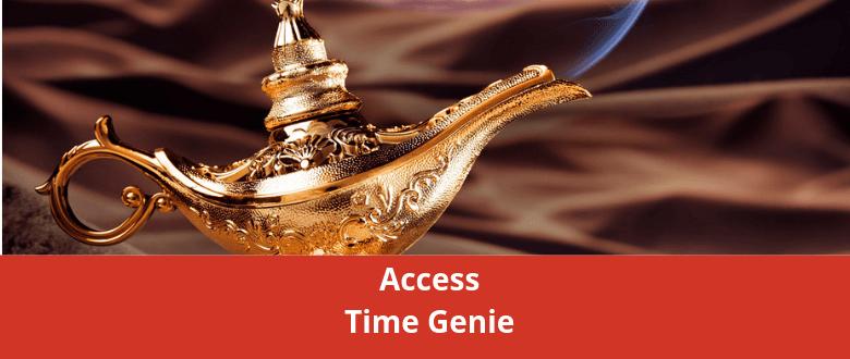 Access Time Genie
