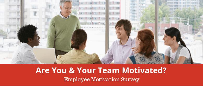 Employee Motivation Survey
