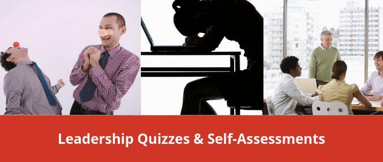 Leadership Quizzes and Self-Assessments