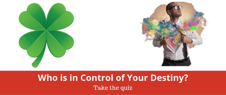 Locus of Control Quiz