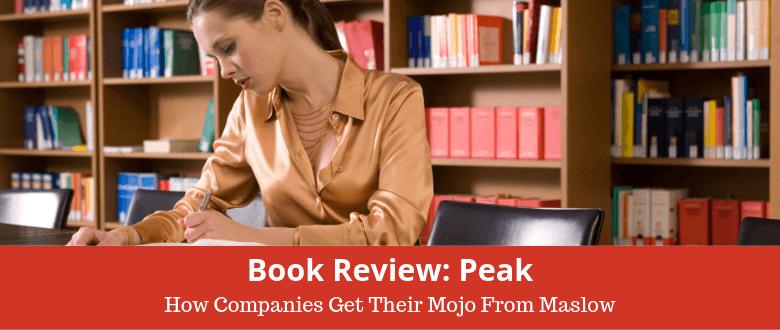 Book Review: Peak
