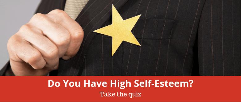 Self-Esteem Quiz