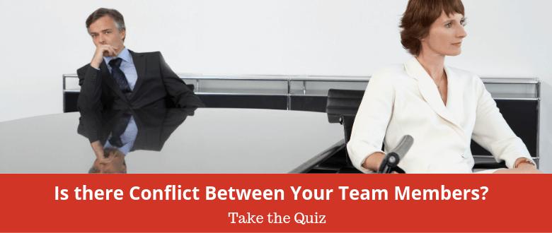 Team Conflict Quiz