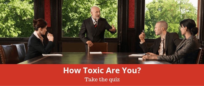 How Toxic are You Quiz