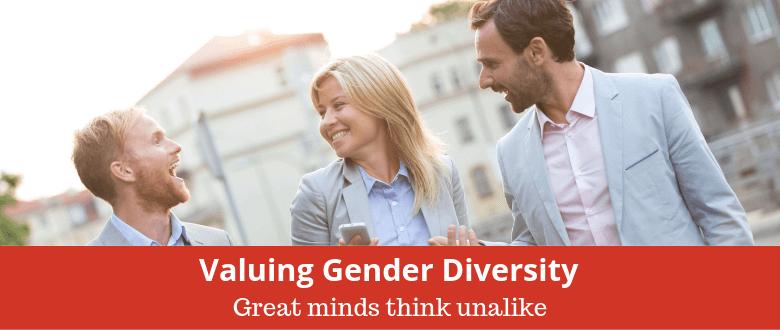 Valuing Gender Diversity
