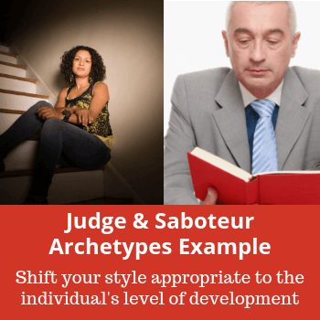 Judge & Saboteur Archetypes