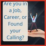 job career or calling thumb