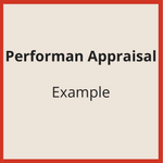 performance appraisal examples thumb