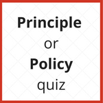 principle policy quiz thumb