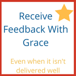 receiving feedback thumb