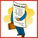 resume writing thumb