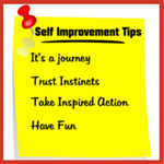 self improvement tips thumb