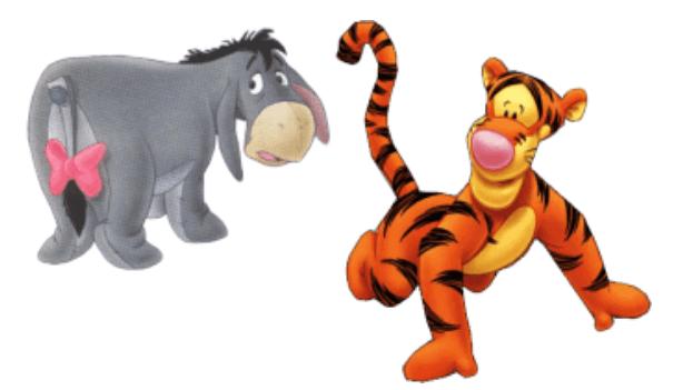 Eeyore or Tigger