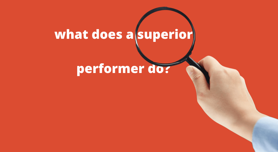 What does a superior perform do?
